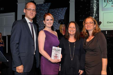 UK Claims Excellence Awards 2013 Oustanding Broker Individual of the Year - Commercial Lines